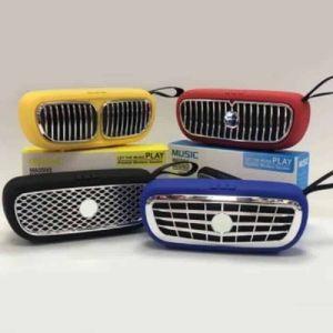 Φορητό ασύρματο ηχείο μουσικής Bluetooth massive sound