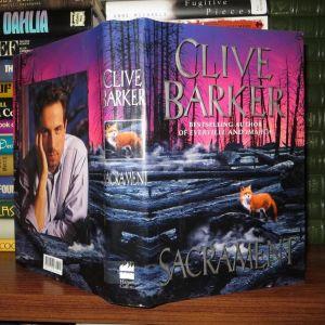 SACRAMENT CLIVE BARKER