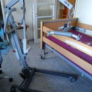 Ηλεκτρικός γερανός ανύψωσης ασθενών Invacare Birdie Compact 150kg