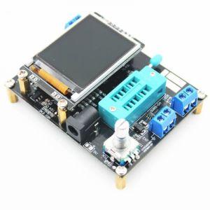 Δοκιμαστής ηλεκτρονικών εξαρτημάτων Μετρητή ESR μετρητή χωρητικότητας Γεννήτρια συχνοτήτων ΨΗΦΙΑΚΟ μετρητής τιμή