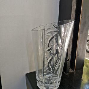 Ανθοδοχειο cristal d'arques antique