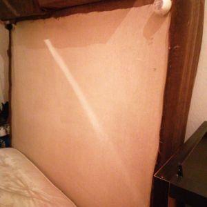 Πωλείται κρεβάτι με στρώμα διπλό