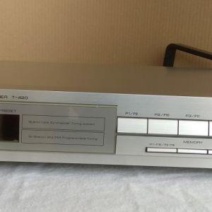 Tuner Yamaha