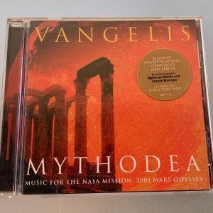 Vangelis - Mythodea cd album
