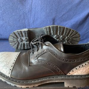 BRUNO BORDESE casual leather shoes