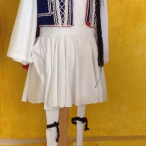 Παραδοσιακή φορεσιά τσολιά παιδική