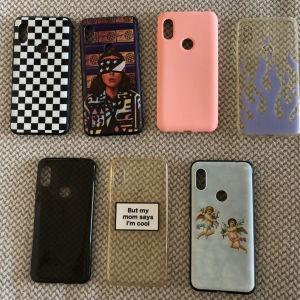 Πωλούνται 7 Θήκες από Xiaomi Redmi note 6 pro