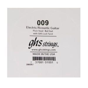 Σετ 10 Χορδών GHS Plain Steel 009