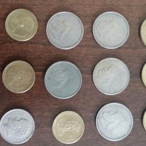 Ελληνικά νομίσματα