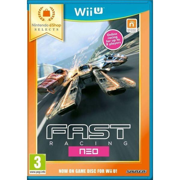 FAST Racing Neo gia Wii U