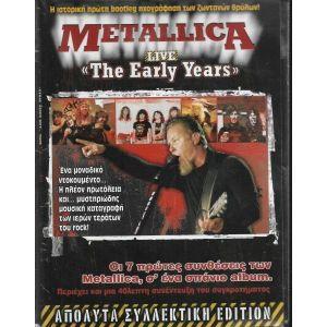 DVD / METALLICA / LIVE THE EARLY GEARS /  ORIGINAL DVD