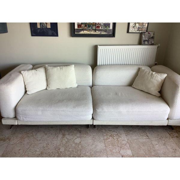 trithesios kanapes- krevati lefkos