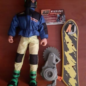 Action Man Action Figures Hasbro