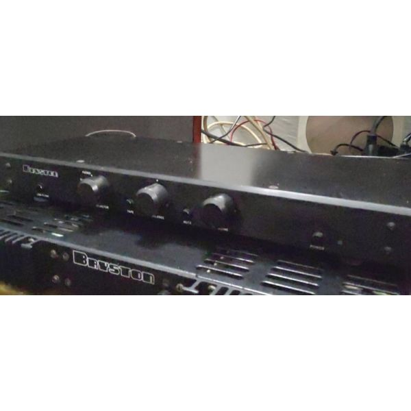 Bryston Bp5 Preamp With phono Stage