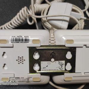 Σταθερό ενσύρματο τηλέφωνο DORO 1010C