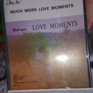 MUCH MORE LOVE MOMENTS-ΚΑΣΣΕΤΑ ΣΦΡΑΓΙΣΜΕΝΗ