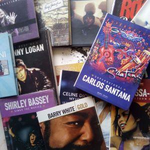 Συλλογες cd με ξενα τραγουδια
