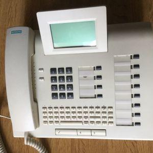 Συσκευή τηλεφωνικού κέντρου  Siemens για  ρεσεψιόν  Ξενοδοχείου