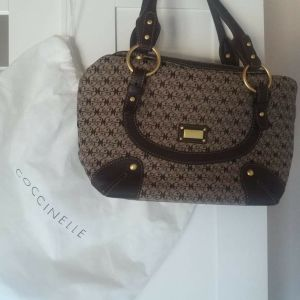 Coccinelle αυθεντική ιταλική τσάντα ωμου και χειρος