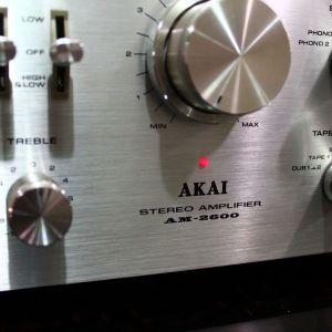 ΕΝΙΣΧΥΤΗΣ AKAI AM -2600.