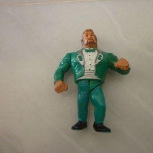 φιγούρα Million Dollar Man green γίγαντες του κατς WWF