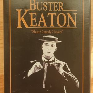 BUSTER KEATON 6 DVD Box Set (Εφημερίδα Ισοτιμία)