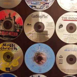 DVD+CD+PC (21)!!!