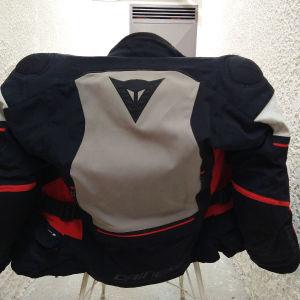 Dainese jacket μηχανής μέγεθος large