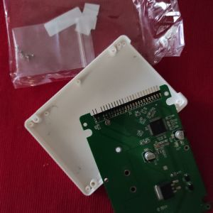 Θήκη IDE to SSD  M.2 Nvme