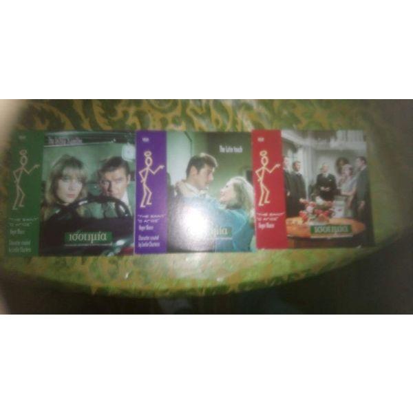 DVD THE SAINT-o agios 3 DVD