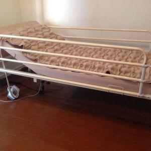 Κρεβάτι Ηλεκτροκίνητο