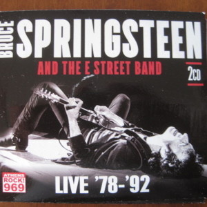 BRUCE SPRINGSTEEN.AND THE E STREET BAND 2CD