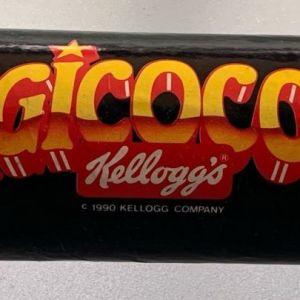 Vintage κουτί με μαγικά της Kelloggs 1990 πλήρες σετ