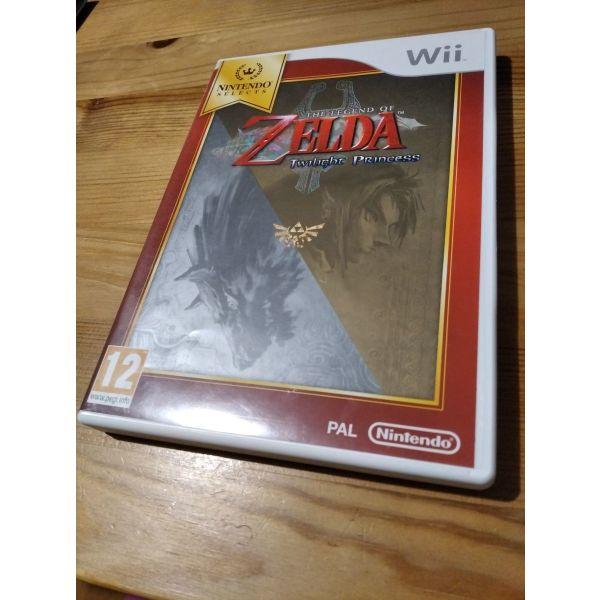 Zelda Twilight Princess gia Wii