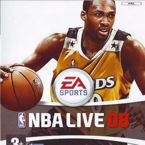 NBA LIVE 08 - PS2