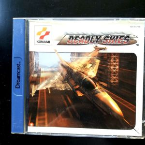 Deadly Skies Dreamcast game