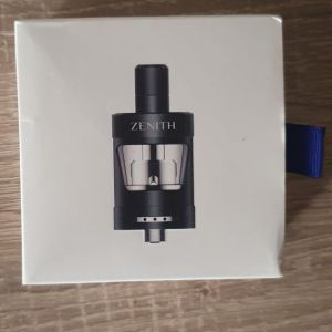 Ατμοποιητης Zenith μαυρος 4ml