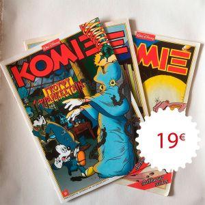 ΚΟΜΙΞ Comics 3 Τεύχη: 102, 110, 123 (1996,1997,1998)