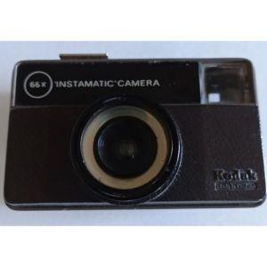 Vintage -  Φωτογραφική μηχανή kodak 66× Instamatic camera