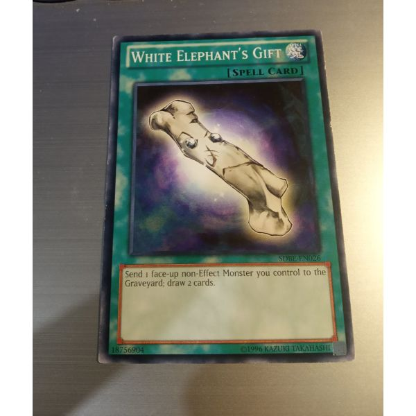 White Elephant's Gift