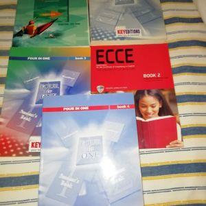 Βιβλία Αγγλικών επιπέδου από Α1 ως Β2
