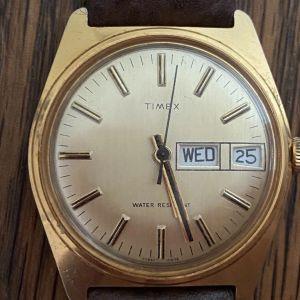 Vintage ρολόι Timex 80s