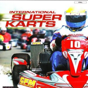 INTERNATIONAL SUPER CARTS - PS2