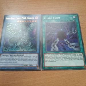 Blue-Eyes Chaos MAX Dragon και η τελετή τους
