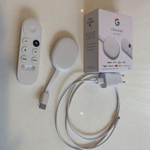 Chromecast με Google TV