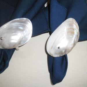 Δαχτυλίδια για πετσέτες φαγητού