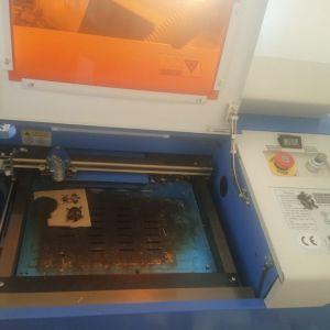 cnc laser Κ40W