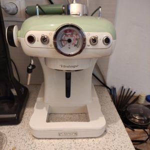 Μηχανή Cafe Espresso Ariete Vintage Green