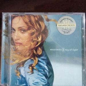 "Madonna ""Ray of light"" CD"