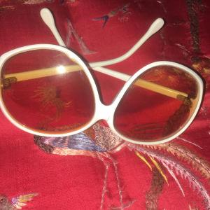 Γυαλιά ηλίου λευκά